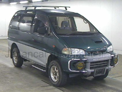 Mitsubishi Delica Spacegear 1996 года во Владивостоке