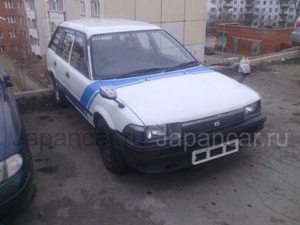 Toyota Corolla Wagon 1990 года во Владивостоке