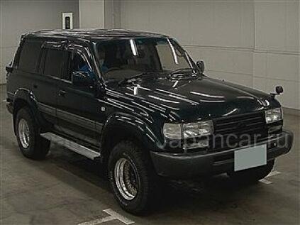 Toyota Land Cruiser 80 1996 года в Находке