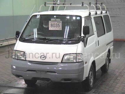 Mazda Bongo 2008 года во Владивостоке