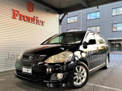 Toyota Ipsum 2008 года во Владивостоке
