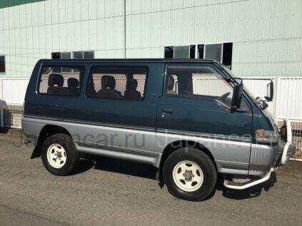 Mitsubishi Delica 1991 года во Владивостоке