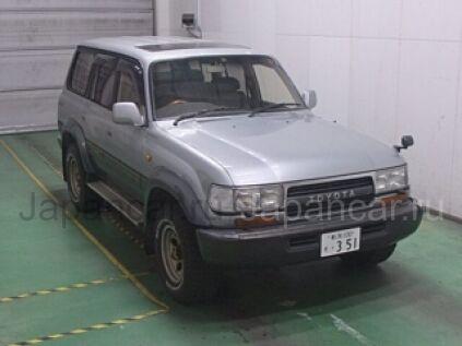 Toyota Land Cruiser 1994 года во Владивостоке