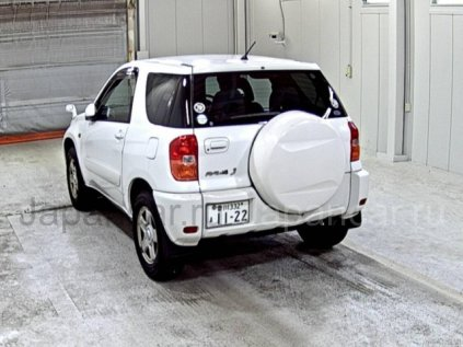Toyota RAV4 2002 года в Находке