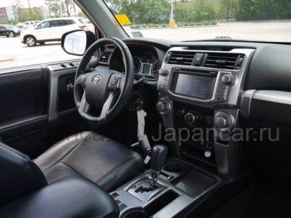 Toyota 4runner 2017 года в Москве