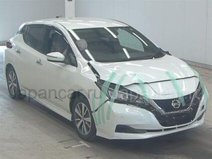 Nissan Leaf 2019 года во Владивостоке