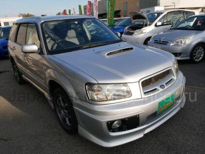 Subaru Forester 2004 года во Владивостоке