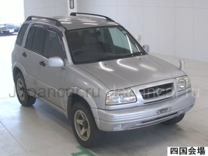 Suzuki Escudo 1999 года во Владивостоке