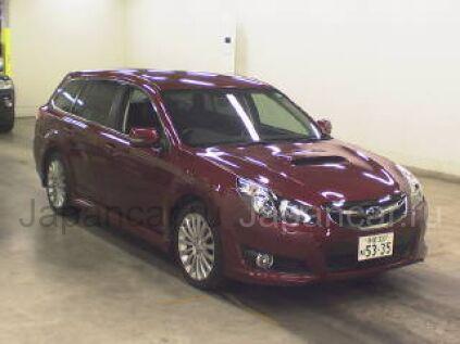 Subaru Outback 2010 года во Владивостоке