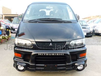 Mitsubishi Delica 2003 года во Владивостоке