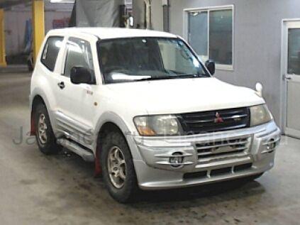 Mitsubishi Pajero 2001 года во Владивостоке