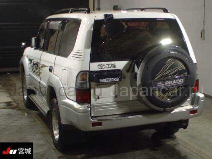 Toyota Land Cruiser 90 2000 года во Владивостоке