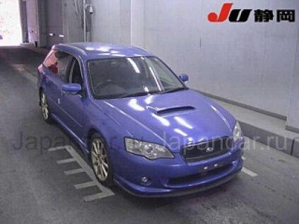 Subaru Legacy 2004 года во Владивостоке