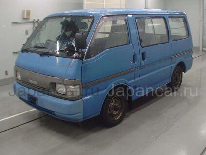 Mazda Bongo 1998 года во Владивостоке
