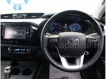 Toyota Hilux 2017 года во Владивостоке