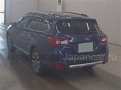 Subaru Outback 2016 года во Владивостоке