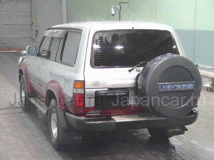 Toyota Land Cruiser 80 1992 года во Владивостоке