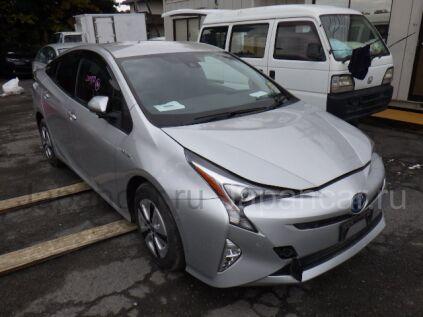 Toyota Prius 2016 года во Владивостоке