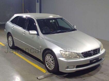 Toyota Altezza Gita 2002 года во Владивостоке