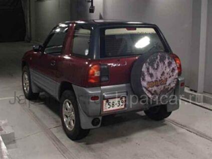 Toyota RAV4 1996 года во Владивостоке