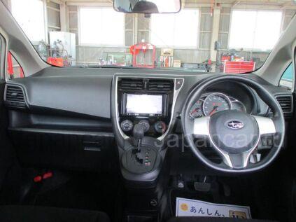 Subaru Trezia 2015 года во Владивостоке