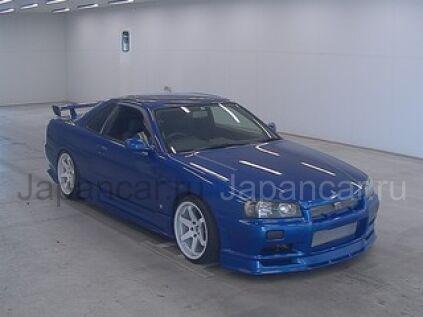 Nissan Skyline GT-R 1998 года во Владивостоке