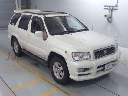 Nissan Terrano 1999 года во Владивостоке