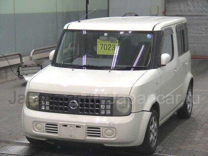 Nissan Cube 2005 года во Владивостоке