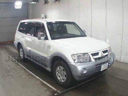 Mitsubishi Pajero 2003 года во Владивостоке