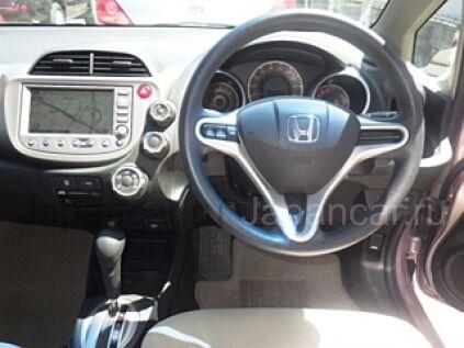 Honda Fit 2009 года во Владивостоке