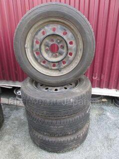 Летниe колеса Bridgestone Enasave 185/65 15 дюймов - б/у во Владивостоке