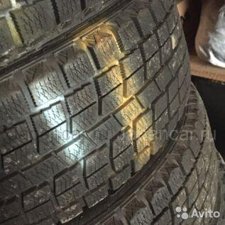 Зимние шины Bridgestone 205/65 16 дюймов б/у в Благовещенске