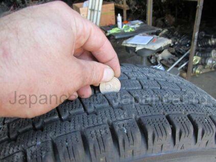 Зимние колеса Bridgestone Blizzak revo 696 185/- 14 дюймов б/у во Владивостоке