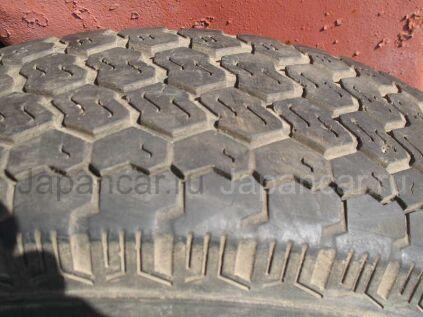 Всесезонные шины Hankook Dynapro ат 215/80 15 дюймов б/у во Владивостоке