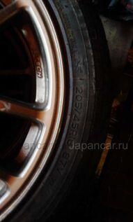 Летниe колеса Nankang Ultra sport ns=2 205/45 16 дюймов ширина 7 дюймов вылет 38 мм. б/у во Владивостоке