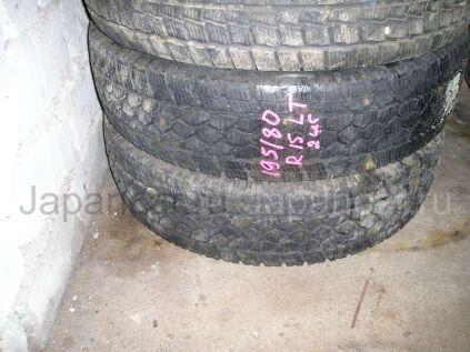 Зимние шины Toyo M917 hyparadial 195/80 15 дюймов б/у во Владивостоке