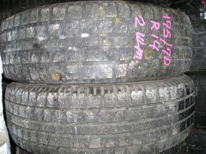 Зимние шины Toyo Garit g4 175/70 14 дюймов б/у во Владивостоке