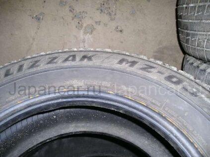 Зимние шины Bridgestone Blizzak mz03 205/65 15 дюймов б/у во Владивостоке