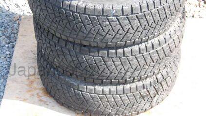 Зимние шины Bridgestone Blizak dm-z3 205/70 15 дюймов б/у во Владивостоке