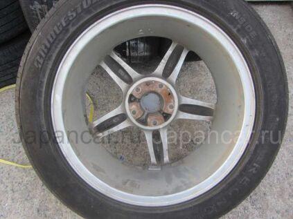 Летниe колеса Bridgestone Regno gr9000 215/55 17 дюймов Japan б/у во Владивостоке