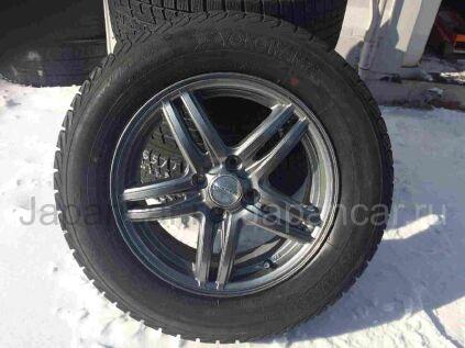 Зимние колеса Yokohama Null 195/65 15 дюймов Null б/у во Владивостоке