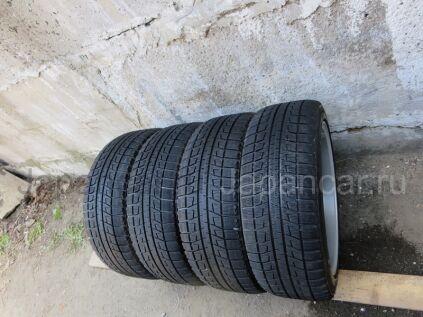Зимние колеса Bridgestone Blizzak revo2 225/45 18 дюймов Enkei б/у во Владивостоке