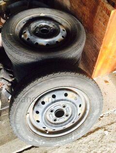 Летниe колеса Bridgestone Sneaker 155/65 13 дюймов б/у во Владивостоке