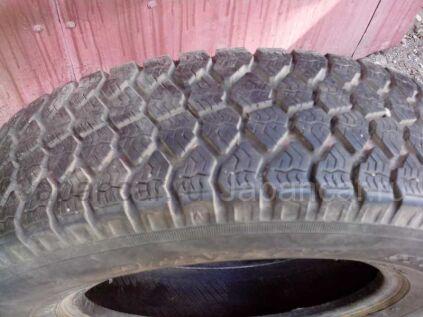 Всесезонные шины Dunlop 155/80 13 дюймов б/у в Новосибирске