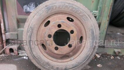 Летниe шины Dunlop Splt33 185/85 16 дюймов б/у в Благовещенске