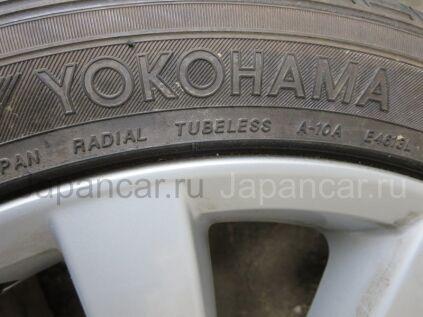 Летниe колеса Yokohama Advan a10 215/45 18 дюймов Enkei б/у во Владивостоке