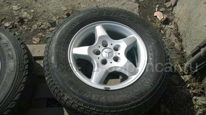 Летниe шины Dunlop Grandtrek 225/75 16 дюймов б/у в Челябинске