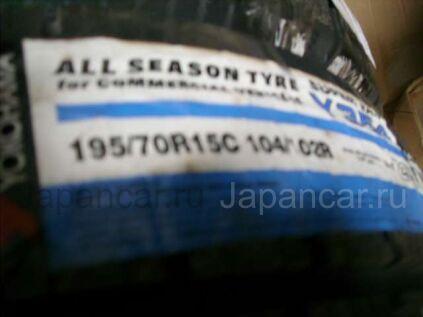 Зимние шины Yokohama 195/70 15 дюймов новые во Владивостоке
