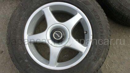 Зимние колеса Yokohama Geolander i\t 215/70 16 дюймов Weds б/у в Челябинске