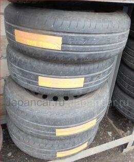 Летниe колеса Bridgestone Ecopia 195/65 15 дюймов б/у в Хабаровске